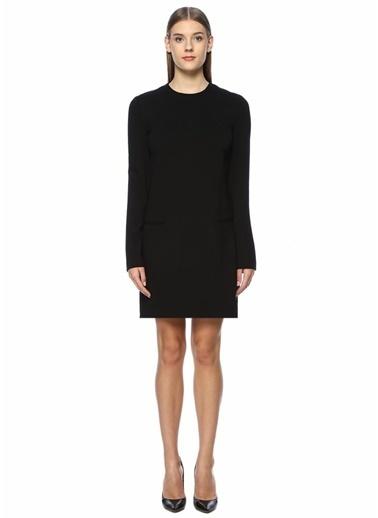Sara Battaglia Elbise Siyah